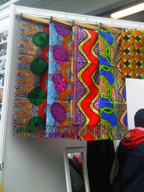 Finetex Creative African Print scarves - iloveankara.blogspot.co.uk