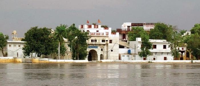 Sadhu Bela Temple Sukkur