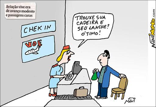 Crise na aviação