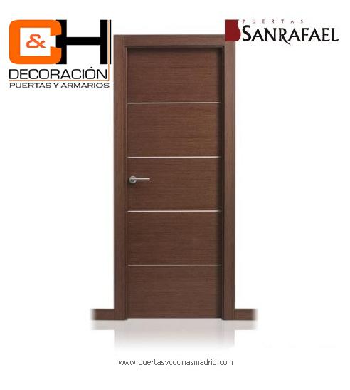 Ofertas en puertas de madera ch decora puertas cocinas for Catalogo de puertas de madera modernas