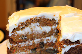 http://www.peggydoescake.com/2013/10/recipe-my-favorite-carrot-cake-feat-cream-cheese-icing-and-pecans/