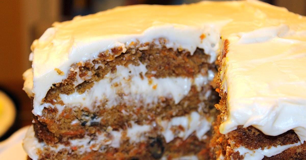 Carrot Cake Recipe In Grams