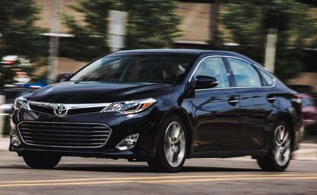 2016 Toyota Avalon Review Still quick, Slick, and Stylish