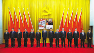 PLA out of the TAR Standing Committee