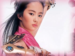 Crystal Liu Yi Fei (劉亦菲) Wallpaper HD 40