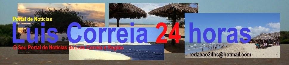 Luis Correia24horas