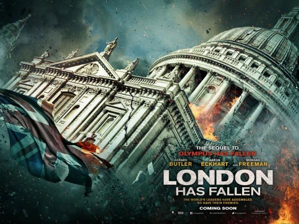 London Has Fallen ポスター