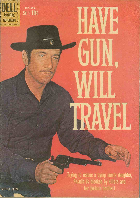 PALADINO DO OESTE (HAVE GUN WILL TRAVEL)