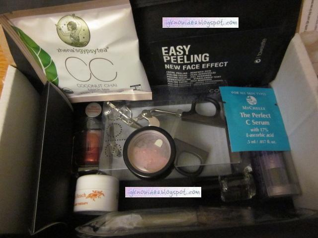 Beauty u0026 All That: GoGoGirlfriend- Monthly Beauty Subscription box
