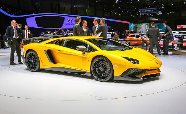 2016 Lamborghini Aventador release date and price