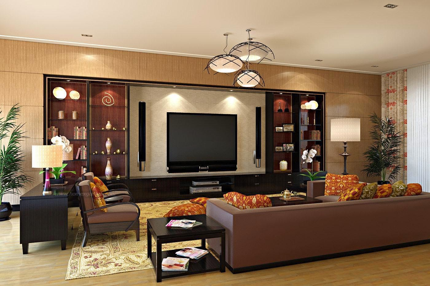 Big familly Livingroom design