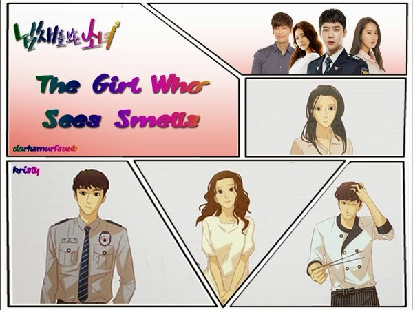 The Girl Who Sees Smells synopsis, The Girl Who Sees Smells watch online, The Girl Who Sees Smells image, korean drama 2015, korean drama, comic adaptation, shin se kyung photo,