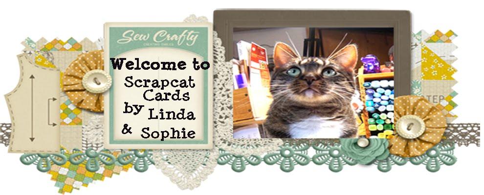 Scrapcat Cards by Linda