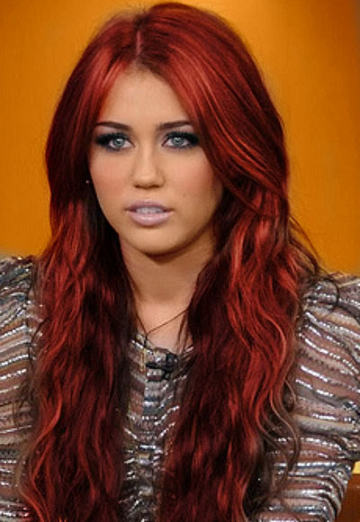 Best Hair Color For Green Eyes With Cool