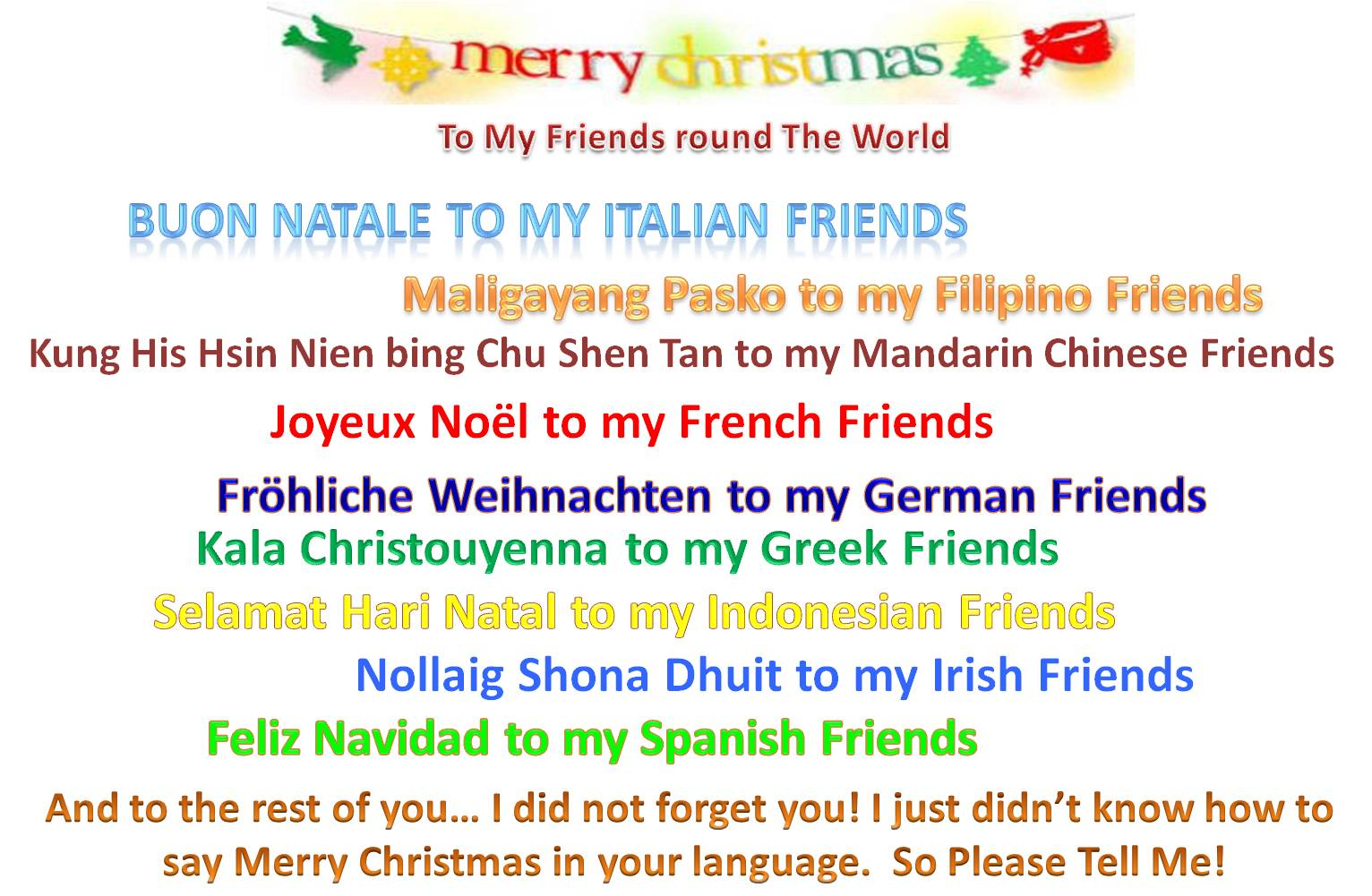 merry christmas around the world christmas greetings merrychristmasaroundtheworld_3_mzoom1376068848520524f05d4b0 5279885313_aef1784932_z - How Do You Say Merry Christmas In Italian