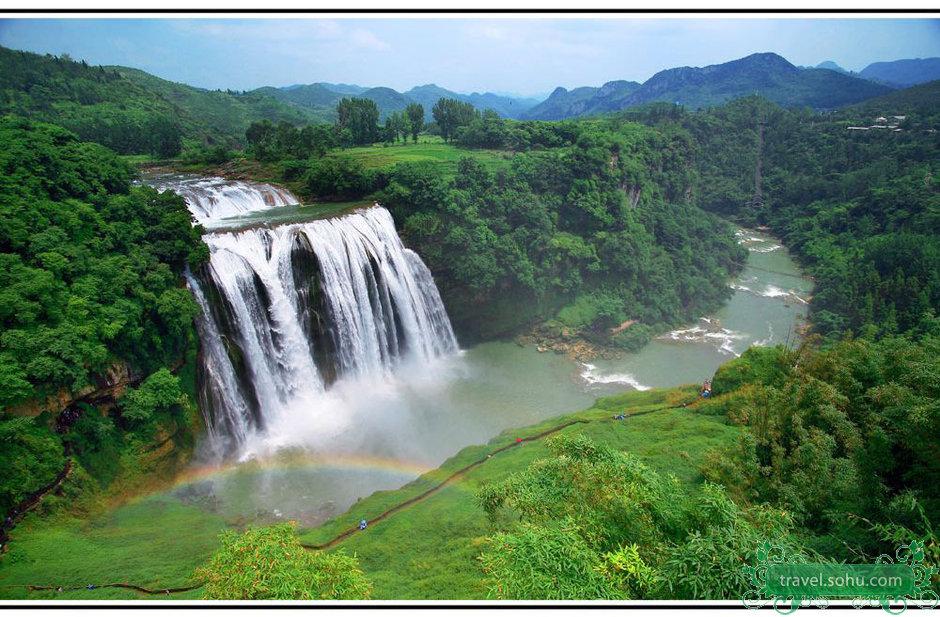 Travel Trip Journey Huangguoshu Waterfall China