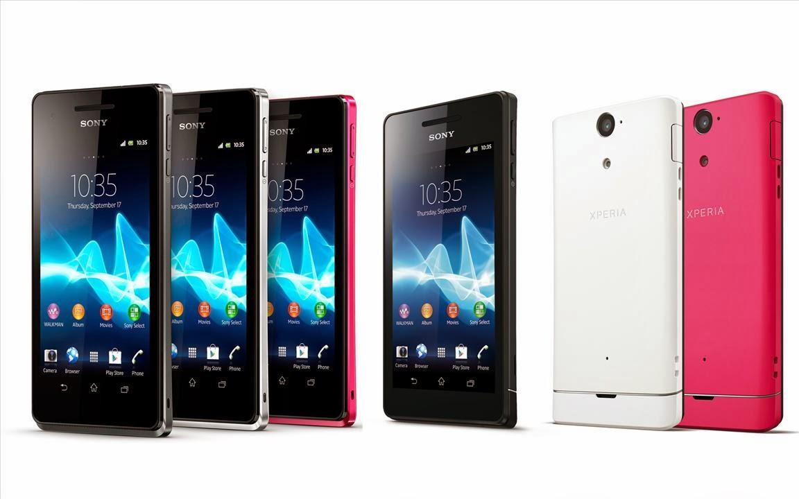 Info Harga HP Sony Xperia Terbaru 2014