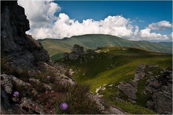 Горы Стара-Планина