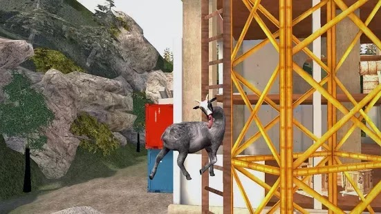 Goat Simulator Android Türkçe