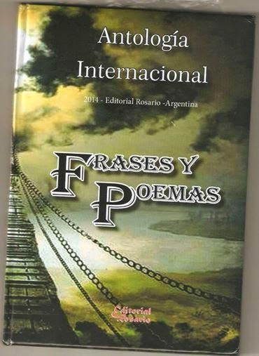Gracias Antología Internacional por ser parte de Frases y Poemas.