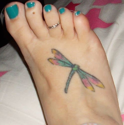 zimbio celebrity small tattoos for the foot. Black Bedroom Furniture Sets. Home Design Ideas