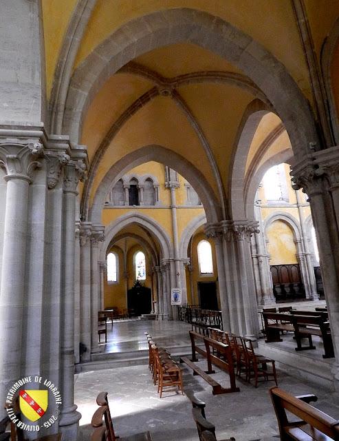 COMMERCY (55) - Eglise Saint-Pantaléon