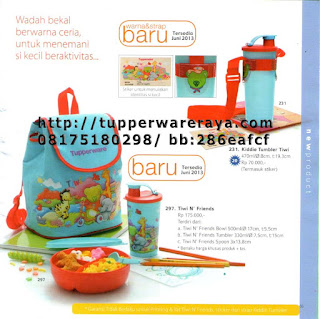 TupperwareRaya-Katalog Tupperware Reguler 2013, kiddie tumbler