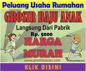 Grosir Baju Anak
