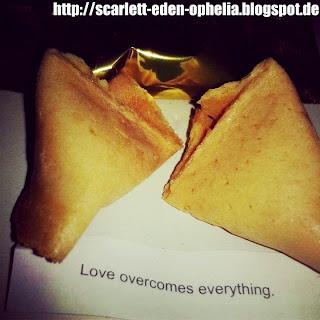 quote kafka, love overcomes erverything, spruch, glückskeks, bild