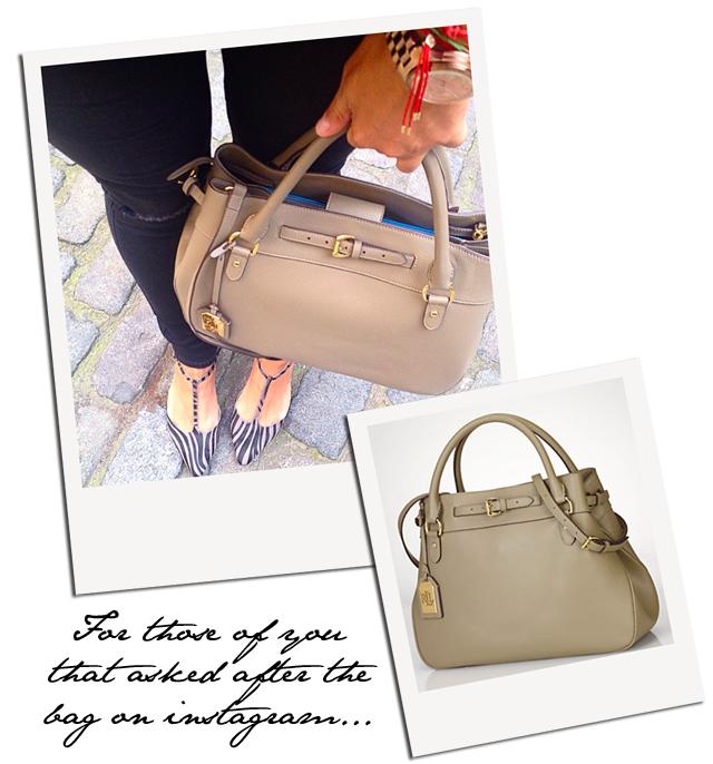 Lauren by Ralph Lauren bag
