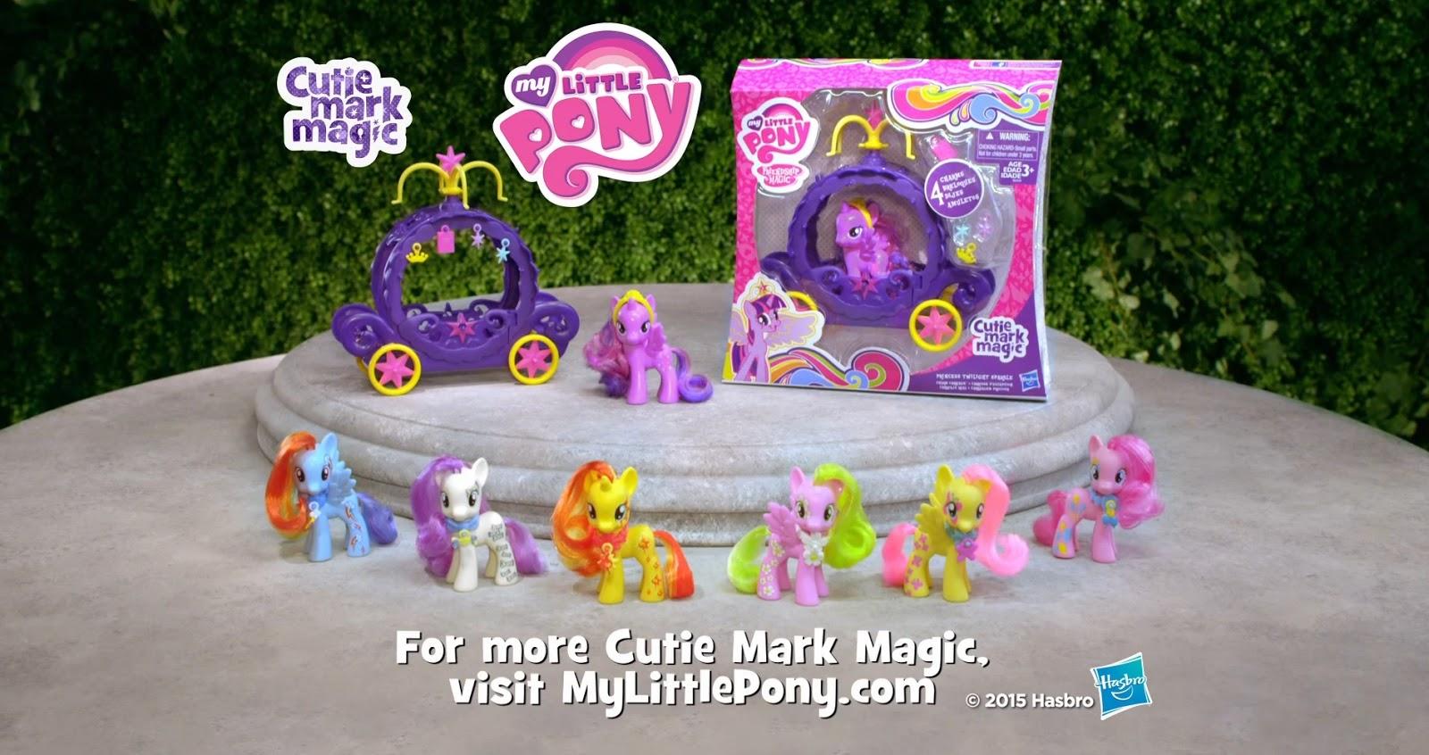 Mlp cutie mark magic commercial