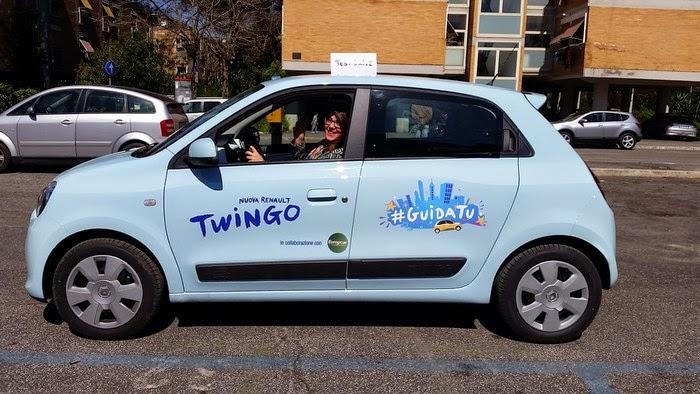 Nuova Twingo Test Drive