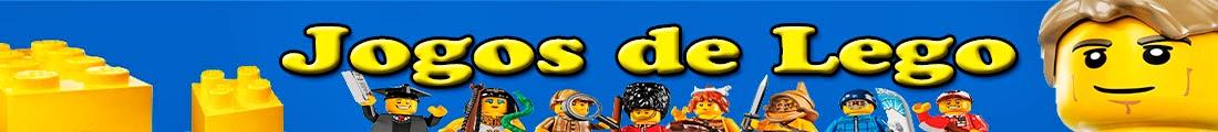 JOGOS DE LEGO - Grátis