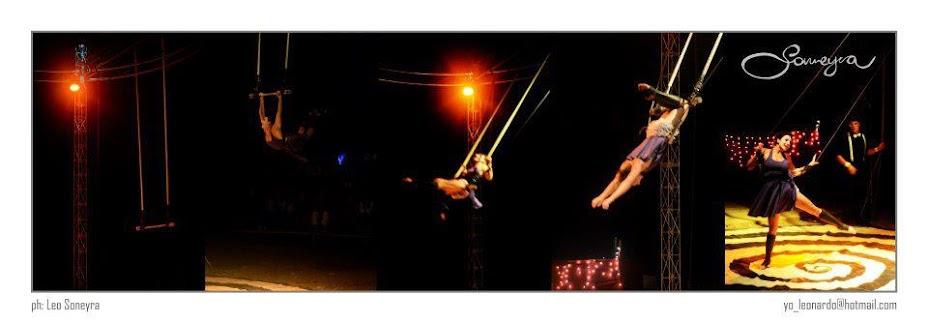 Circo del aire en Villa Gesell