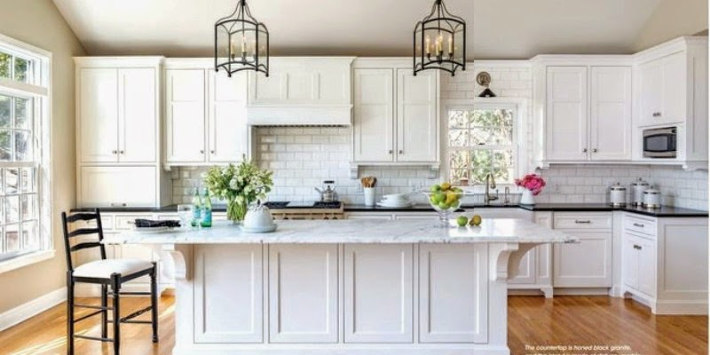 If I Had Plans (GRIN) To Build One More Home In Our Future, This Kitchen  Featured In The K+BB MAGAZINE Would Be My Dream. . .I Simply Love It.
