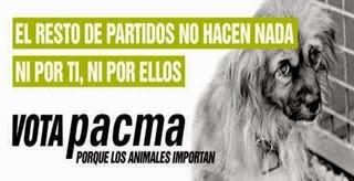 Partido Animalista Contra Maltrato Animal