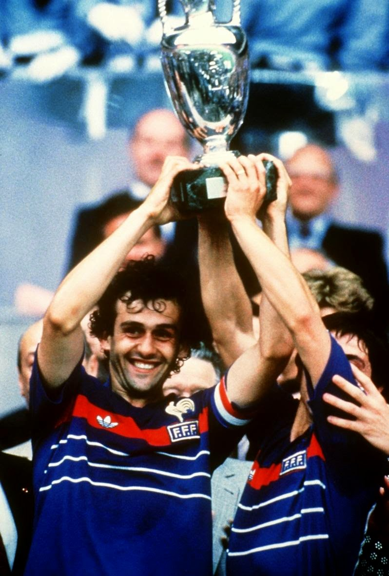 All About Football Michel Platini The French soccer Legend