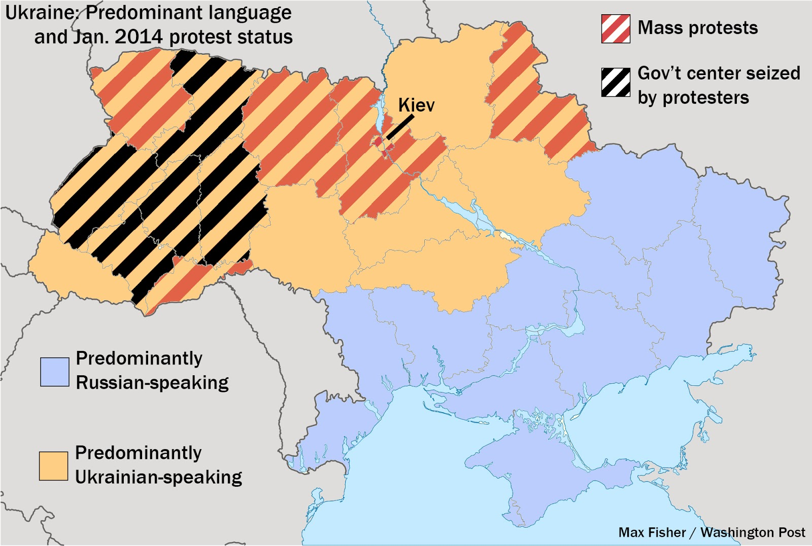 TYWKIWDBI TaiWikiWidbee The conflict in Ukraine explained by
