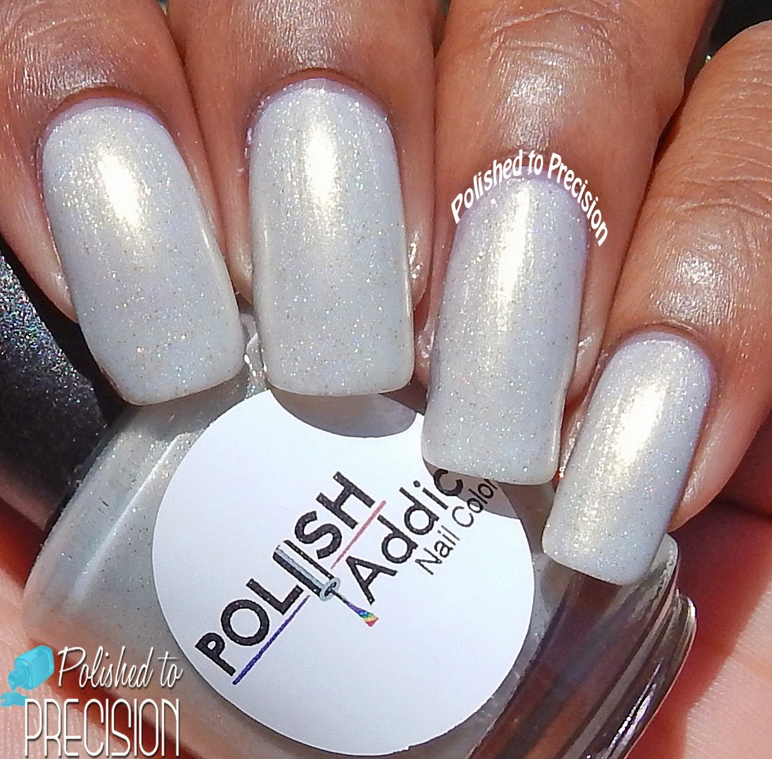 Polish Addict Nail Color Bad Wolf