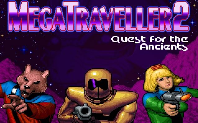 MegaTraveller 2