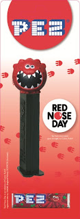 PEZ, Comic Relief