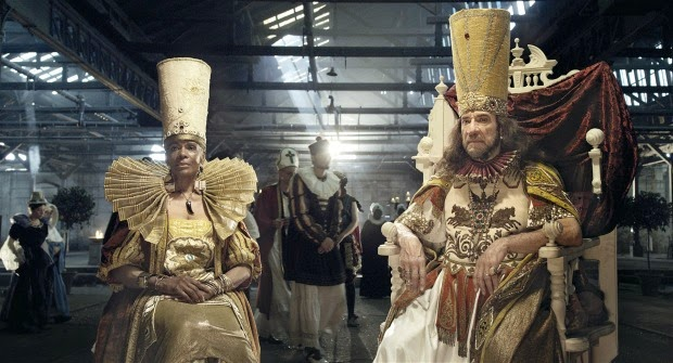 Cinehouse: DVD Review - Goltzius and the Pelican Company (2012)