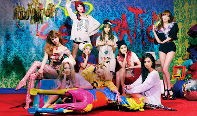 Girls' Generation I Got A Boy Album