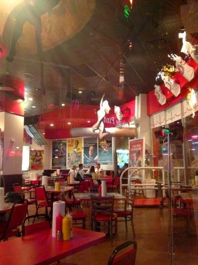 Restaurante Heart Attack
