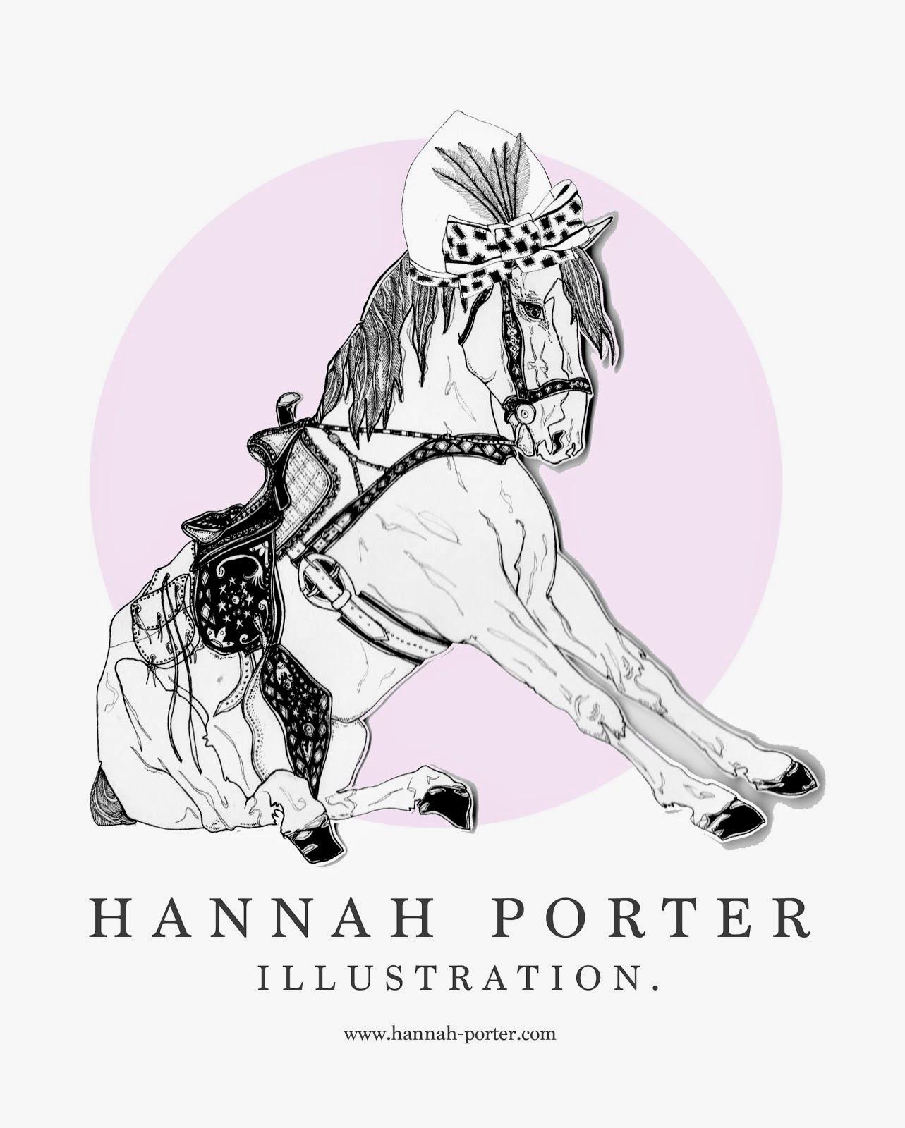 Hannah Porter Illustration