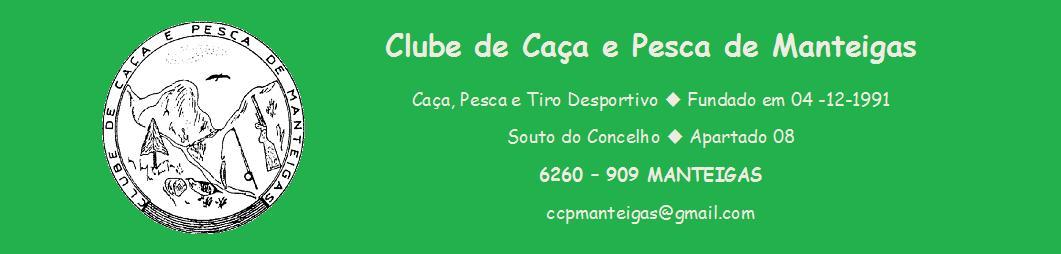 CLUBE DE CAÇA E PESCA DE MANTEIGAS