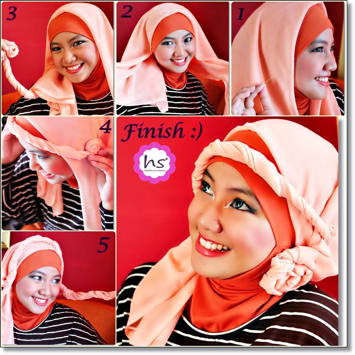 Hijab Modern Style Pesta Obatbatukberdarah