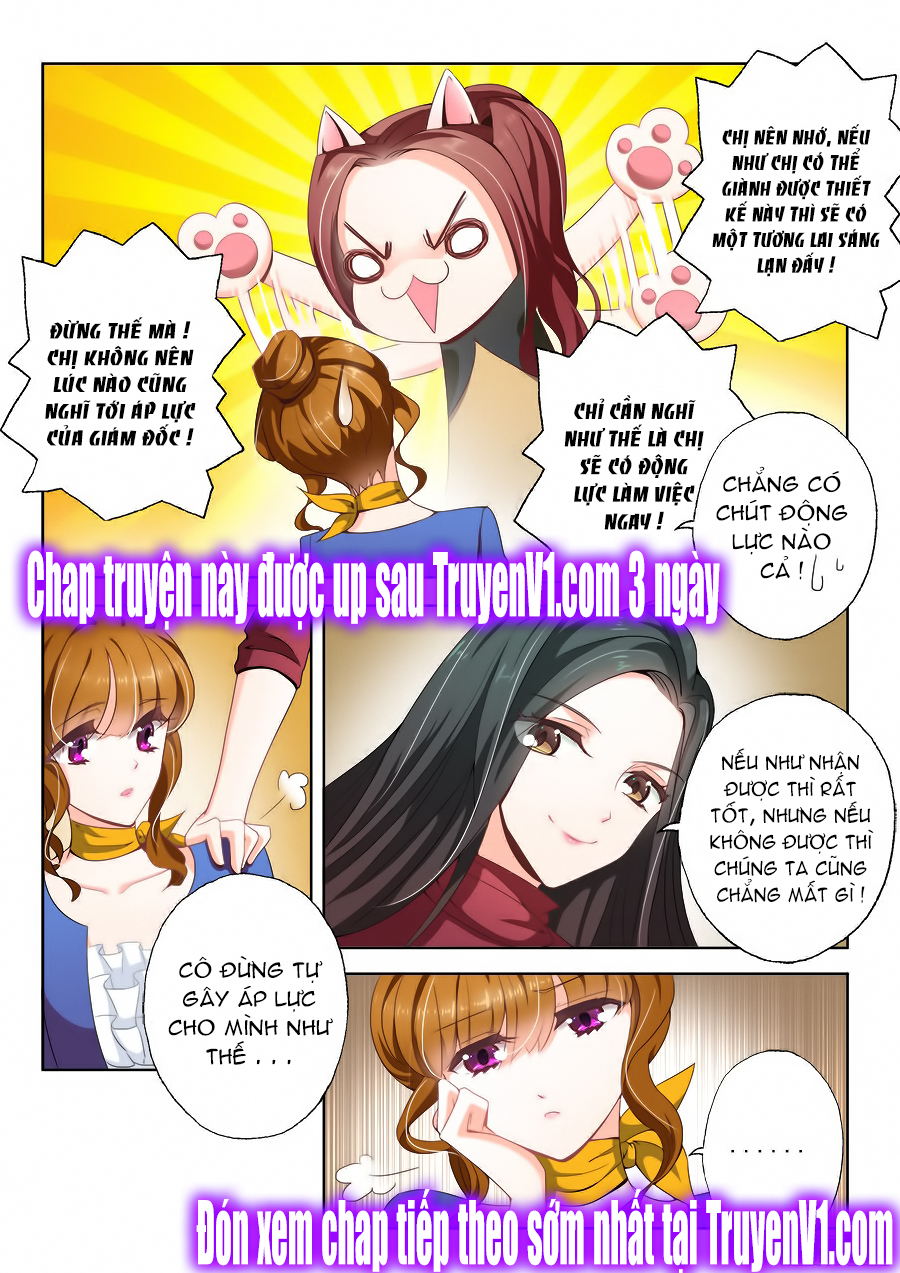 Hào Môn Thiên Giới Tiền Thê Chap 7 page 9