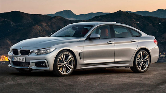2017 BMW 4 Series Powertrain and Redesign