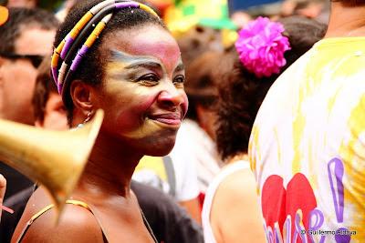 Gigantes da Lira, Rio de Janeiro, carnaval de 2012.